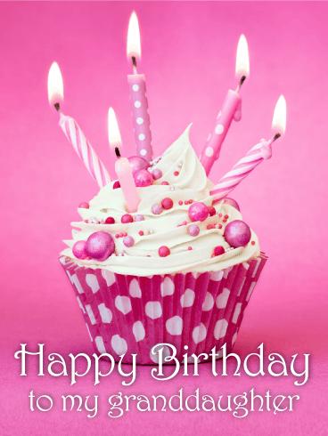 Birthday Wishes For Granddaughter Granddaughter Birthday