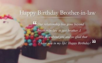 Happy Birthday Brother In Law Wishes Images Card Message And Funny Pics