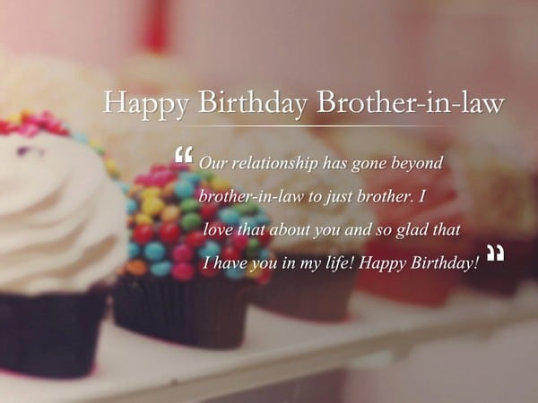 Happy Birthday Brother In Law Wishes Images Card Message And Funny