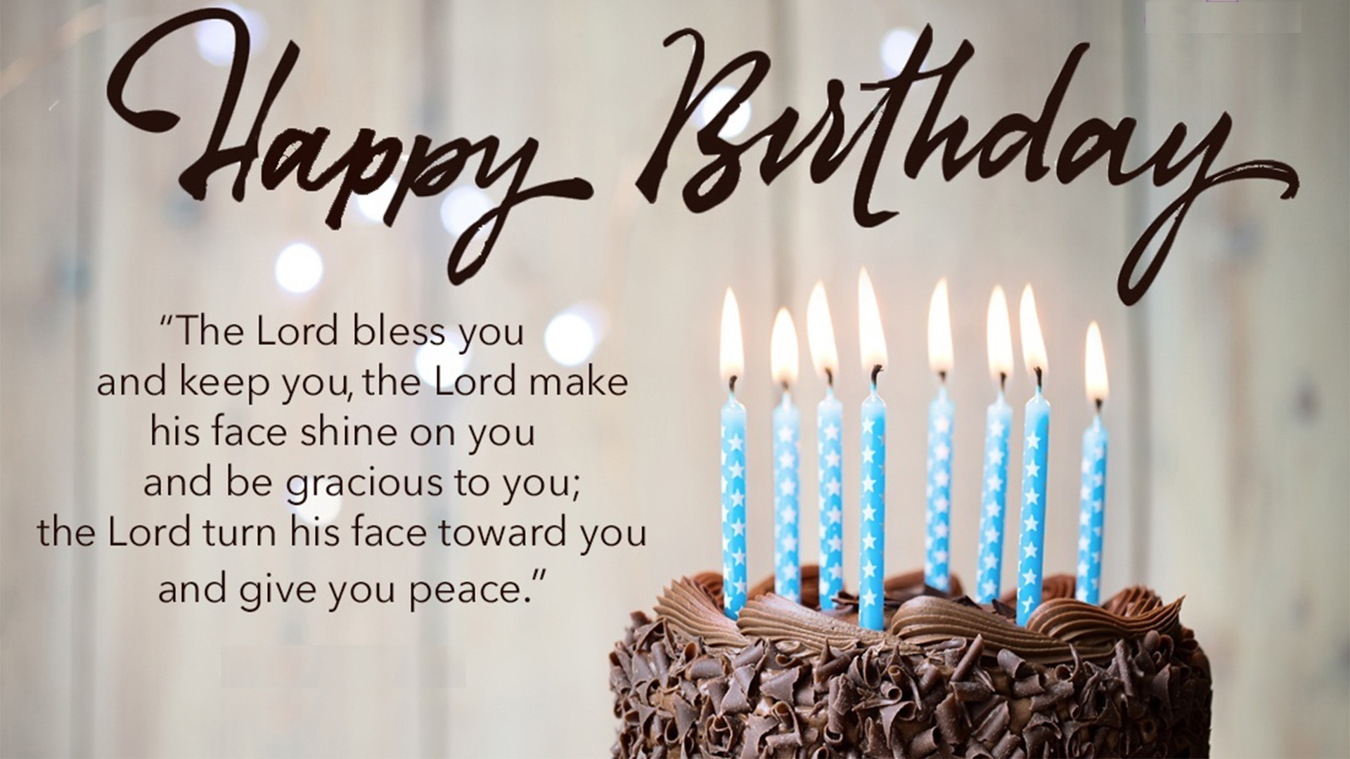 Happy Birthday HD Greeting Cards which you can use to